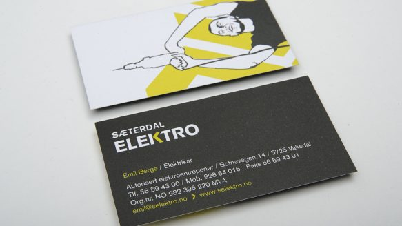 Sæterdal  Elektro